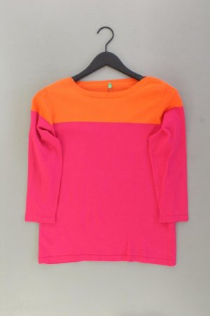 Benetton Stripe Shirt multicolored viscose