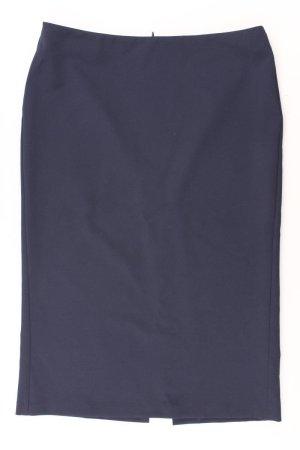 Benetton Skirt blue-neon blue-dark blue-azure polyester