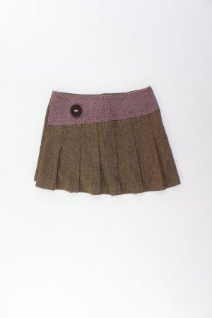 Benetton Skirt multicolored wool