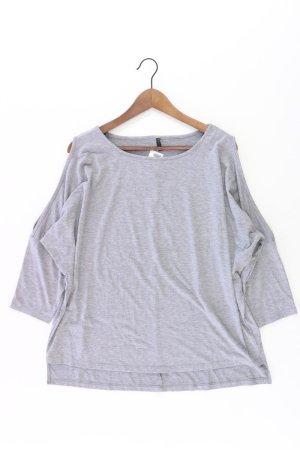 Benetton Shirt grau Größe M