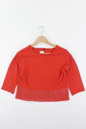 Benetton Shirt rot Größe S