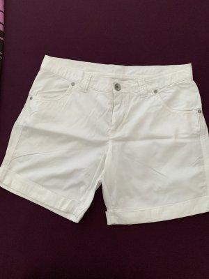 Benetton Shorts weiß