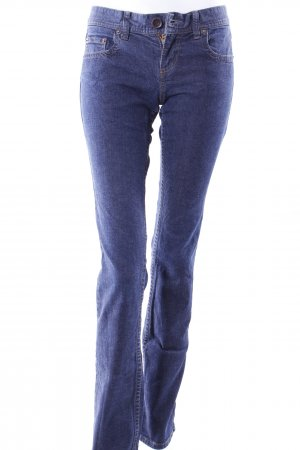 Benetton Skinny Jeans blau