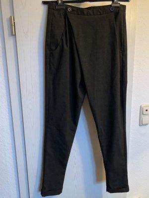 Benetton Jersey Pants grey-dark grey polyester