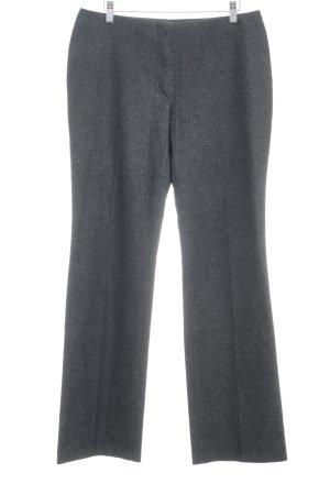 Benetton Jersey Pants black glittery