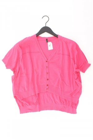 Benetton Cárdigan de punto rosa claro-rosa-rosa-rosa neón
