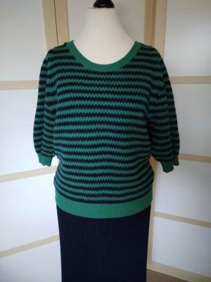 Benetton T-Shirt aus Wollmischung Gr. S