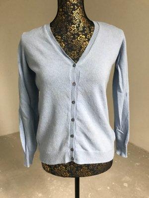 Benetton Knitted Vest azure