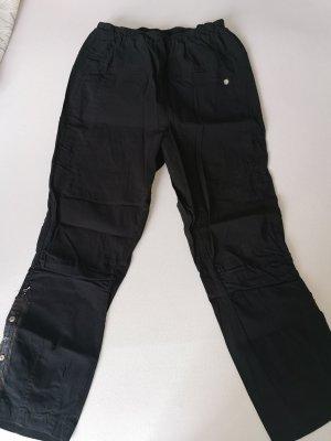 Tredy Pantalon en jersey noir