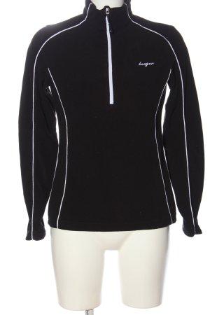 benger Sweat Jacket black athletic style