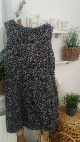 Benotti Damen schwarz-graues Kleid Gr. 44/46