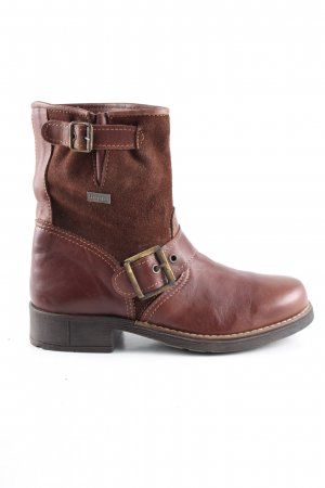 Beppi Short Boots brown casual look