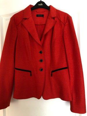 Apanage Tweed Blazer red