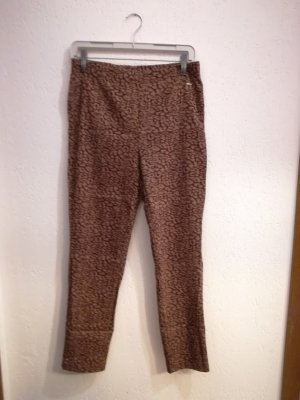 Alfredo Pauly Jersey Pants brown-light brown