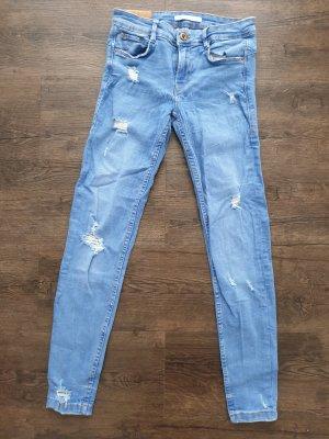 Bequeme Jeans mit hohem Stretchanteil