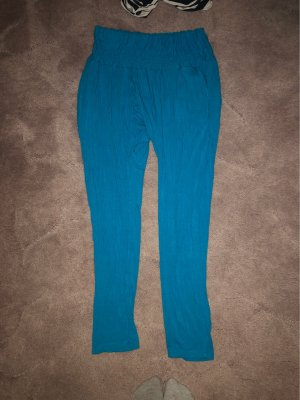 Crazyworld Pantalon large turquoise