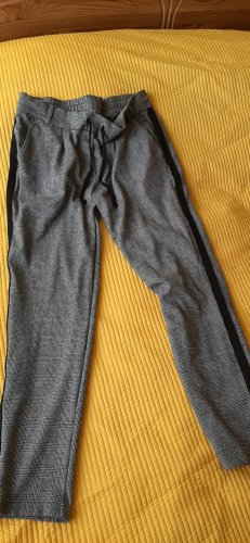 Blue Motion Woolen Trousers black-silver-colored
