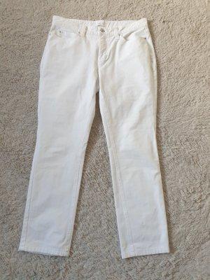 Mac Straight Leg Jeans white-natural white
