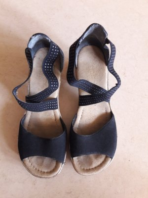 Bequeme Sandaletten von Rieker