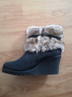 Bequeme Stiefel für den Winter