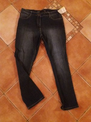 Gina Benotti Jeans stretch bleu foncé
