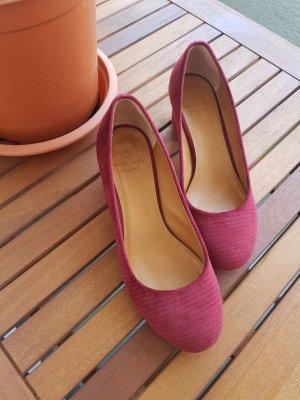Bequeme Velvet Schuhe Sezane, Größe 36, Retro-Look