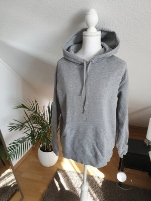 H&M Robe à capuche gris clair-gris