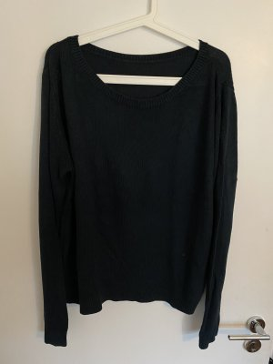 Brandy & Melville Pull tricoté vert foncé