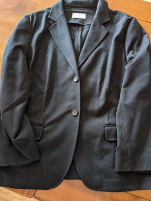 Ae boutique BY ELEGANCE S.A. PARIS Blazer in jersey nero