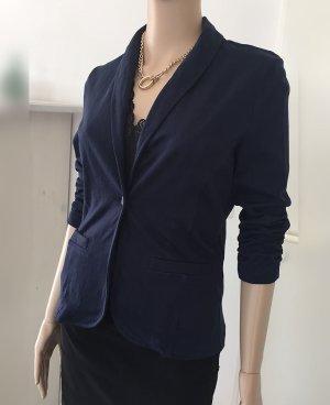 Bequemer Sweat BLAZER, ideal für Büro und Business, Damenjacke, Kostüm Gr. S