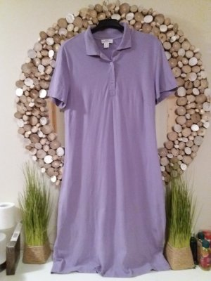 Best Connections Polo Dress purple