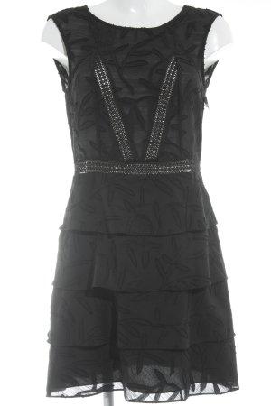 Berenice Cocktailkleid schwarz Elegant