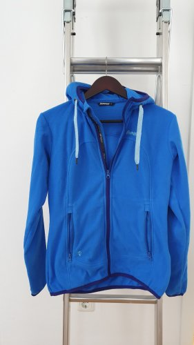 Bergans of Norway Fleece Jackets neon blue