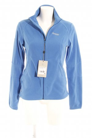 Bergans of Norway Fleecejacke blau sportlicher Stil