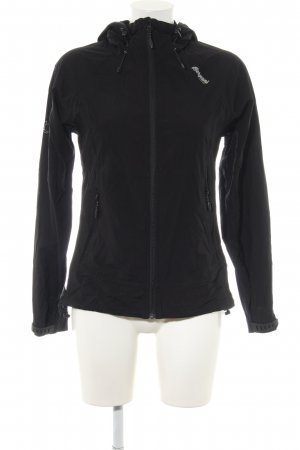 Bergans of Norway Softshelljacke schwarz Casual-Look