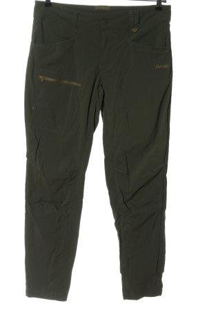 Bergans of Norway Jersey Pants khaki casual look