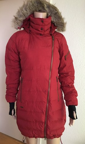 Bergans of Norway Giacca invernale rosso mattone