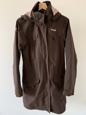 Bergans of Norway Winter Coat black brown-rose-gold-coloured