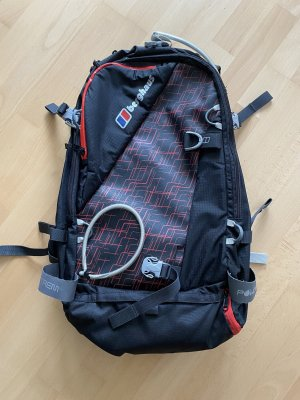 Berghaus Trekking Backpack black-red