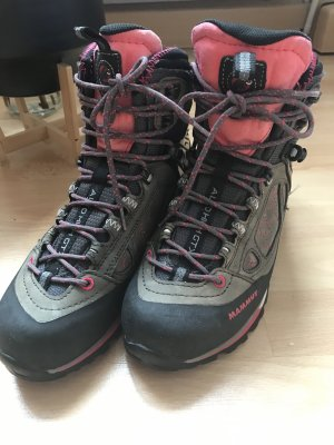 Mammut Lace-up Boots multicolored leather