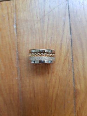 Bering Złoty pierścionek złoto