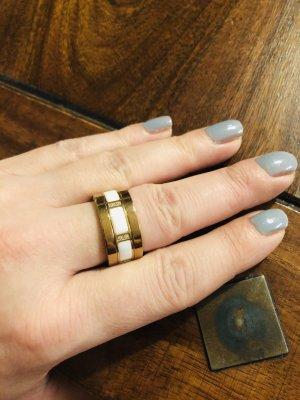 Bering Gouden ring veelkleurig