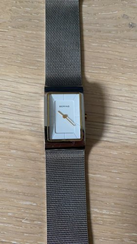 Berlin Watch With Metal Strap silver-colored