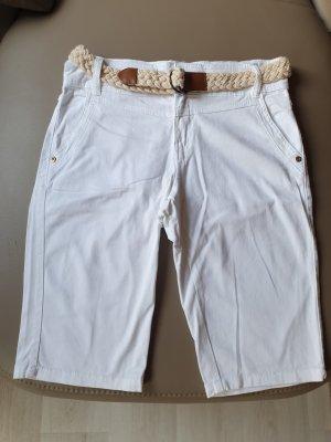 Janina Shorts white
