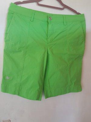 Pantalón corto deportivo multicolor