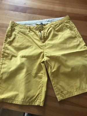 Woolrich Bermudas yellow