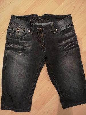Bermudas, Hose, Jeans von Timezone, W28, gr.36, gr.38, Denim