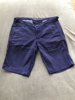 Tommy Hilfiger Bermudas dark violet-blue