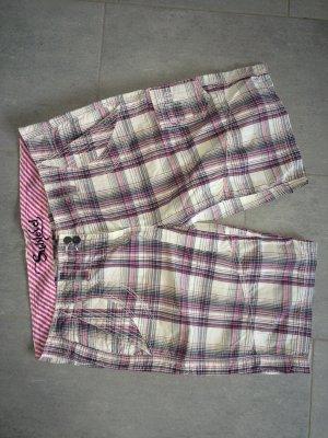 Sublevel Bermuda multicolore coton