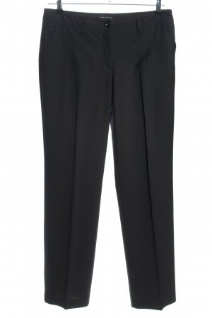 Bernd Berger Pleated Trousers black business style